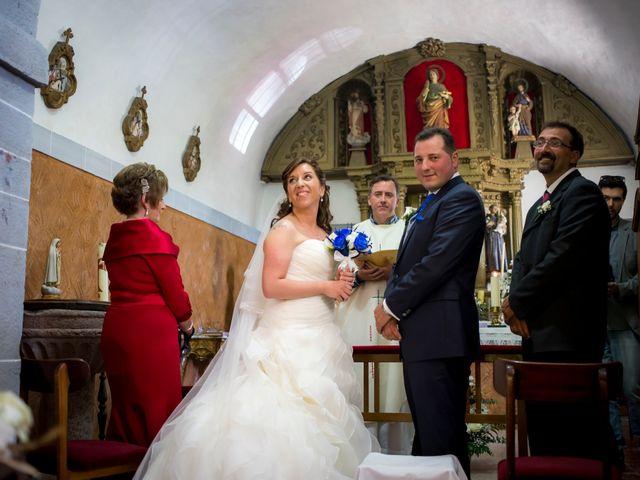 La boda de vero y sergio en Aces De Candamo, Asturias 2