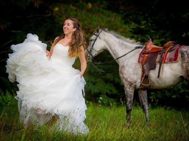 La boda de vero y sergio en Aces De Candamo, Asturias 4