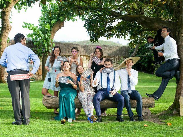 La boda de Jon y Lucia en Berango, Vizcaya 48