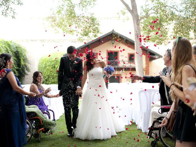 La boda de Alex y Esther en L' Arboç, Tarragona 10