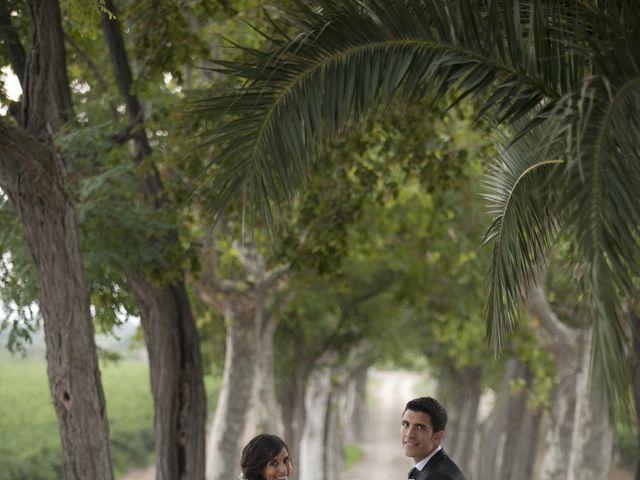 La boda de Alex y Esther en L' Arboç, Tarragona 1