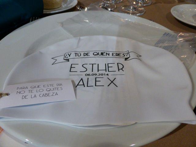 La boda de Alex y Esther en L' Arboç, Tarragona 15