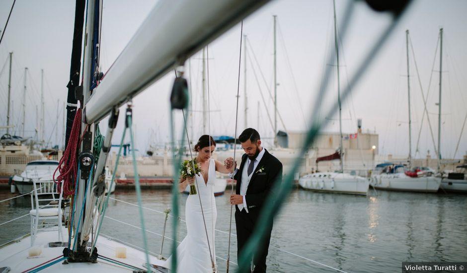 La boda de Carlos y Jessica en Almería, Almería