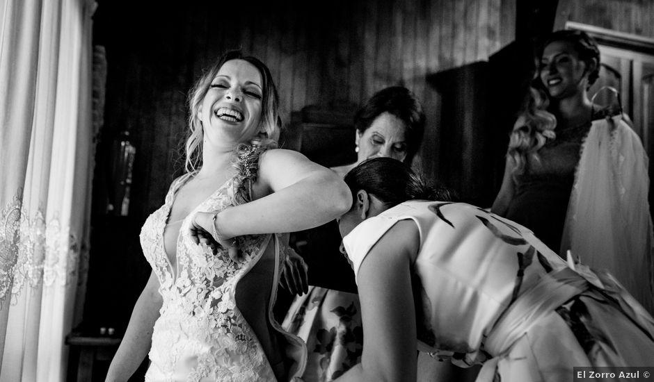 La boda de Victor y María en Saelices, Cuenca