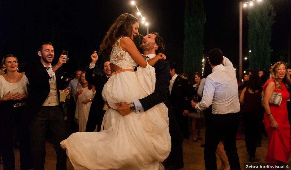 La boda de Ignacio y Marina en Granada, Granada