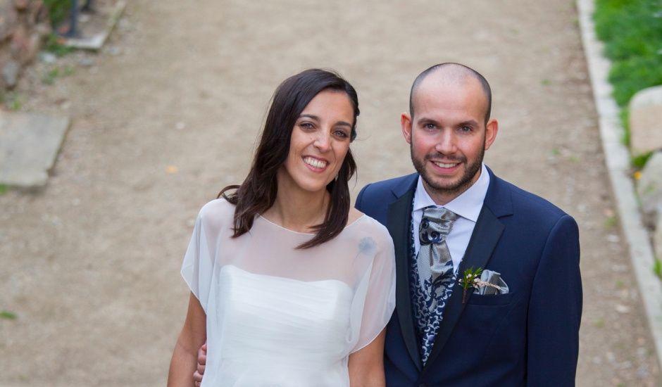 La boda de Martí  y Lorena  en Sant Joan De Les Abadesses, Girona