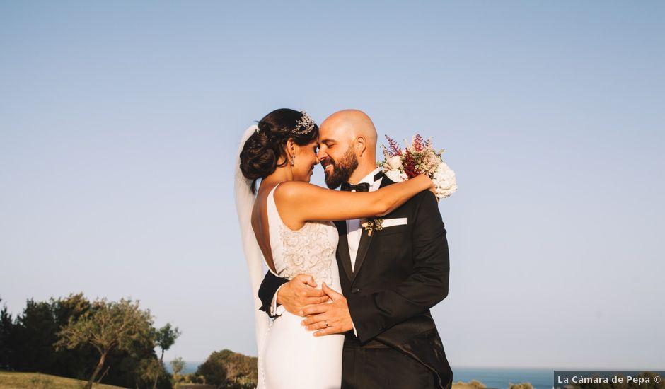 La boda de Daniel y Elena en San Roque, Cádiz
