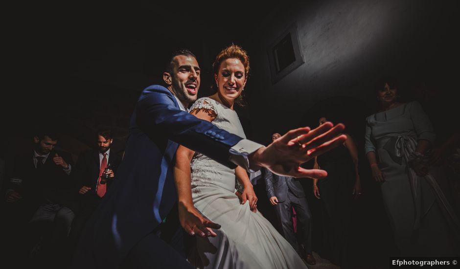 La boda de Cristina y Luis en Cáceres, Cáceres