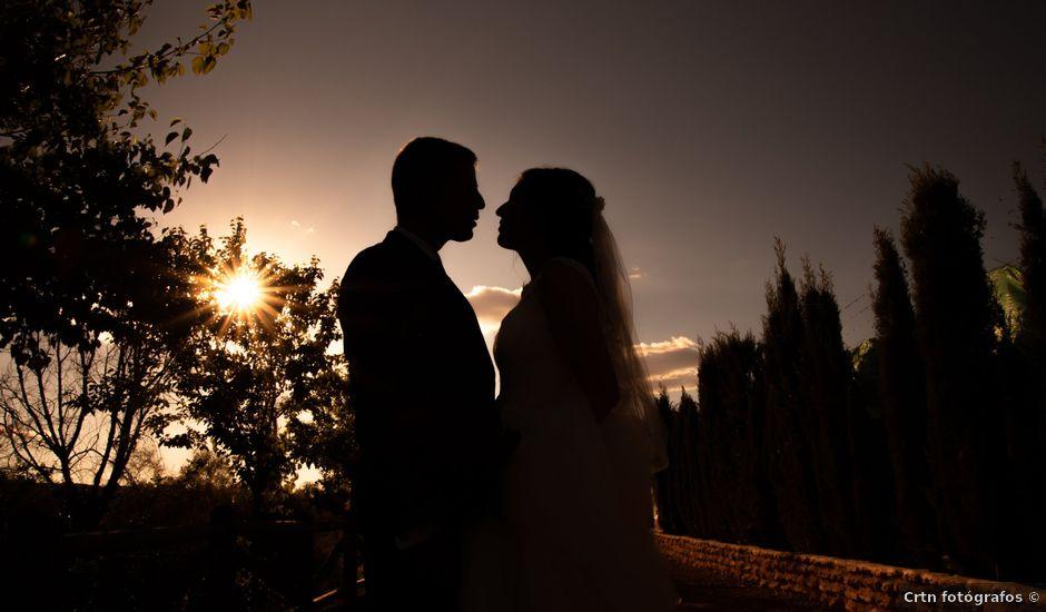 La boda de Javier y Laia en Malagon, Ciudad Real