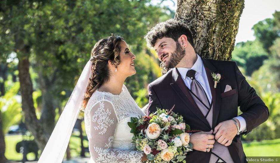 La boda de Carmen y Rafael en Huelva, Huelva