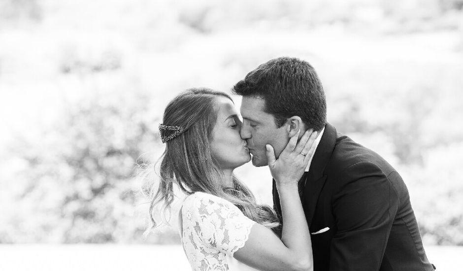 La boda de Jon y Lucia en Berango, Vizcaya