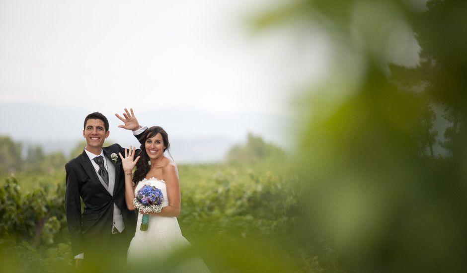 La boda de Alex y Esther en L' Arboç, Tarragona