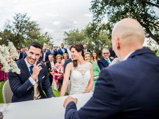 La boda de Laura y Gabriel