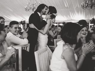 La boda de Olivia y Matias