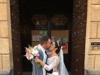 La boda de Puri y Juan Antonio