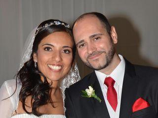La boda de Magaly y Alberto