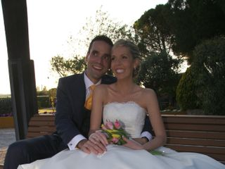La boda de Ana y Adrián