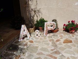 La boda de Ana y Pau 1