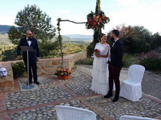 La boda de Ana y Pau 2