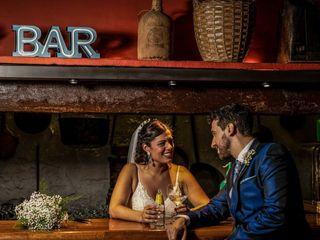 La boda de Rubén y Sara