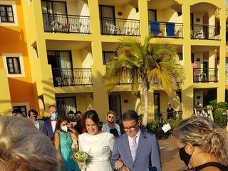 La boda de Marlene y Nauzet 1