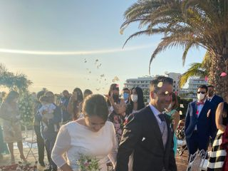 La boda de Marlene y Nauzet
