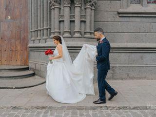 La boda de Tania y Rubén  2