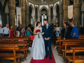 La boda de Tania y Rubén