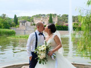 La boda de Inja y Teddy