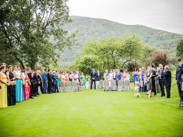 La boda de Gabriel y Laura en San Lorenzo De El Escorial, Madrid 6