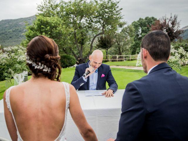 La boda de Gabriel y Laura en San Lorenzo De El Escorial, Madrid 8