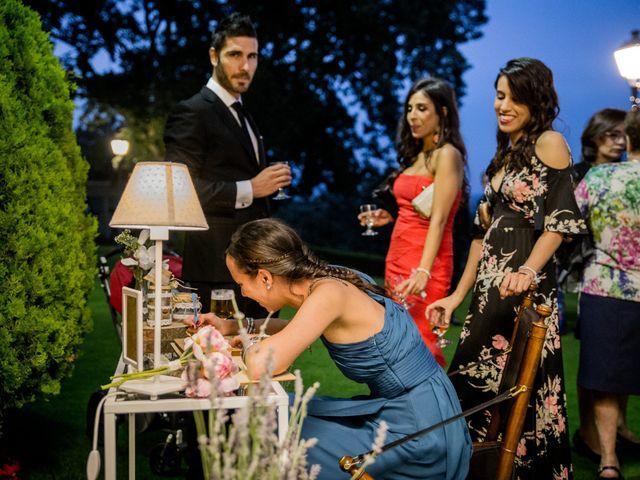 La boda de Gabriel y Laura en San Lorenzo De El Escorial, Madrid 13