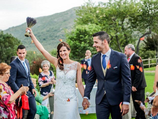 La boda de Gabriel y Laura en San Lorenzo De El Escorial, Madrid 15