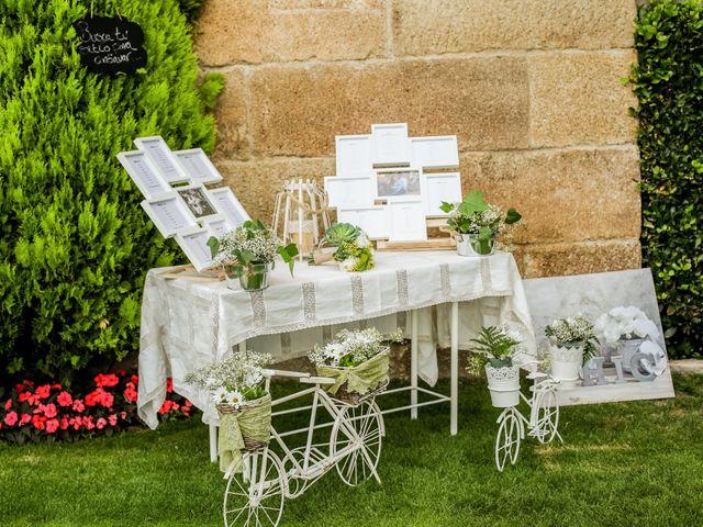 La boda de Gabriel y Laura en San Lorenzo De El Escorial, Madrid 19