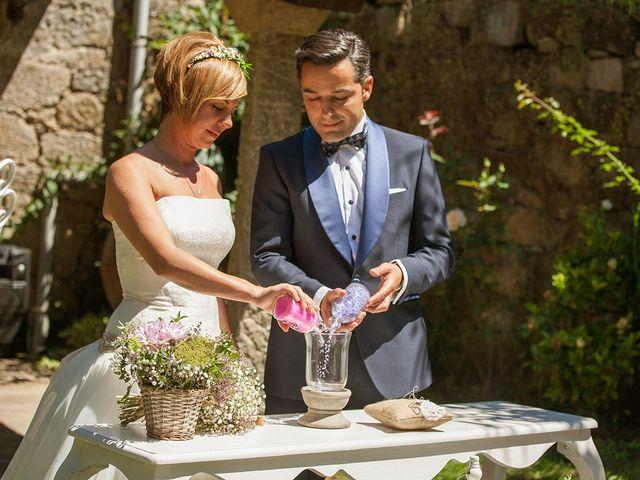 La boda de Santi y Matilde en Santiago De Compostela, A Coruña 2