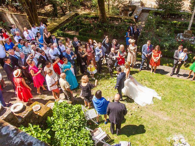 La boda de Santi y Matilde en Santiago De Compostela, A Coruña 9