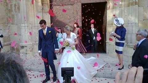 La boda de Adrián y Ana en Torrelaguna, Madrid 3