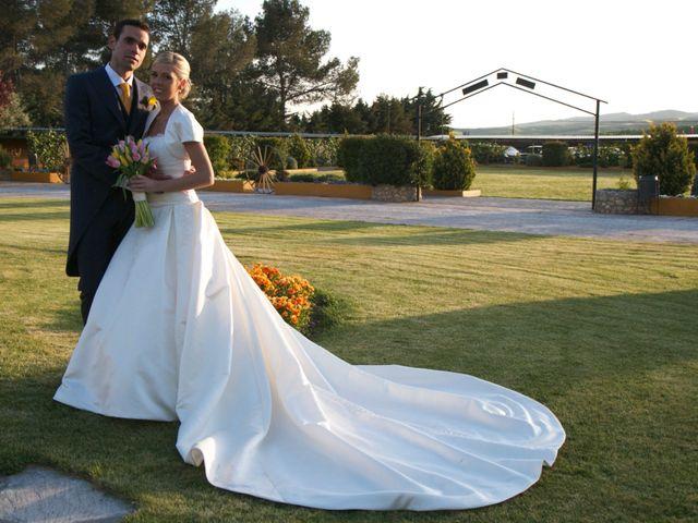 La boda de Adrián y Ana en Torrelaguna, Madrid 4