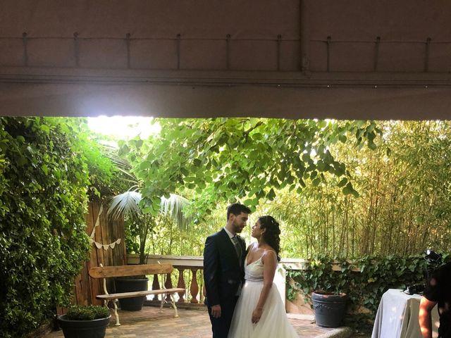 La boda de Sara y Rubén en Alella, Barcelona 1