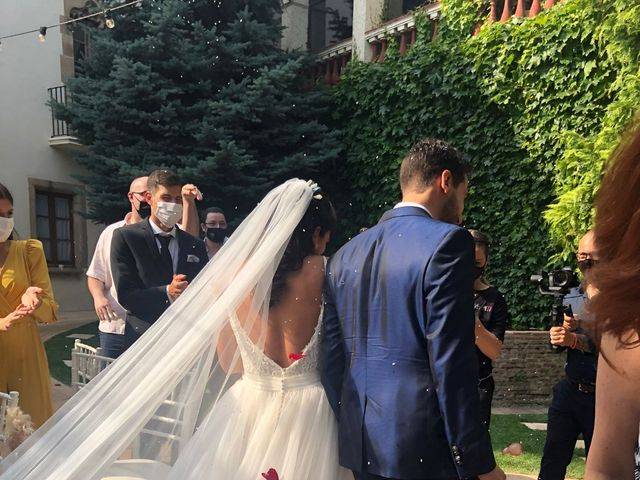 La boda de Sara y Rubén en Alella, Barcelona 6