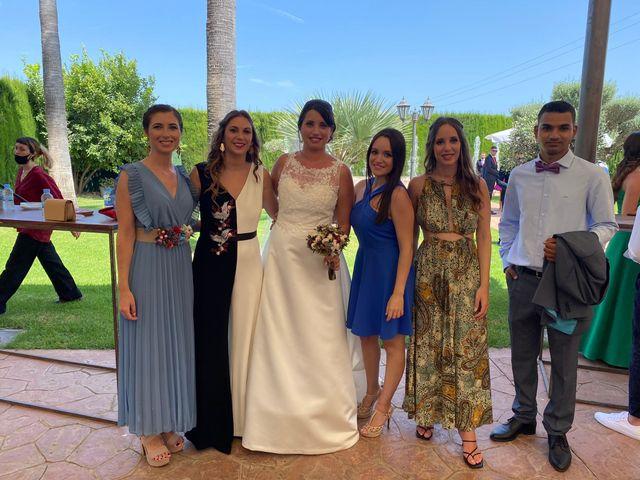 La boda de Javi y Bea en L' Alcúdia, Valencia 13