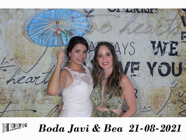 La boda de Javi y Bea en L' Alcúdia, Valencia 1