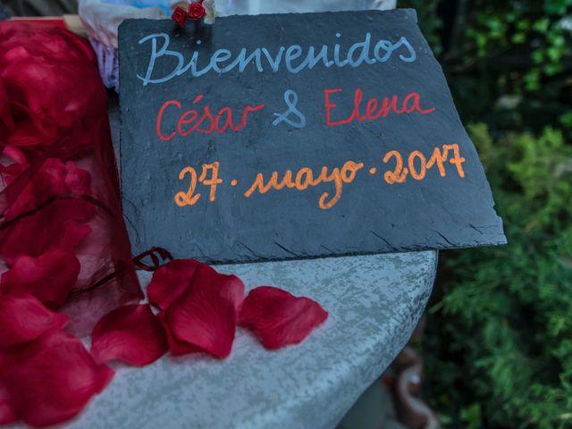 La boda de César y Elena en Alcalá De Henares, Madrid 10