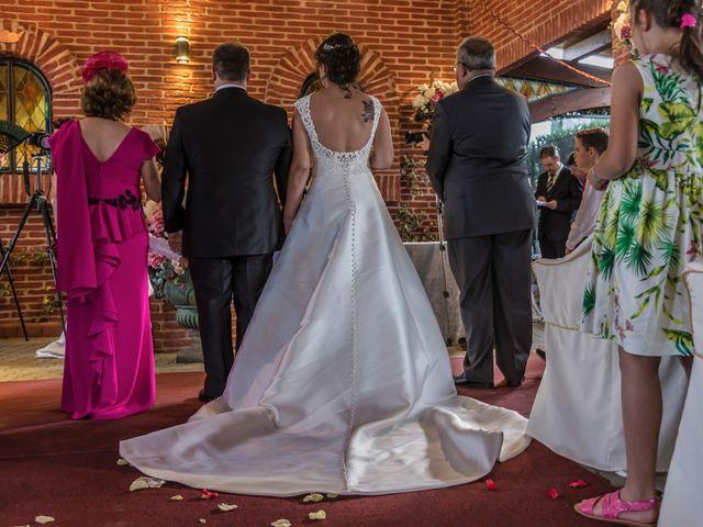 La boda de César y Elena en Alcalá De Henares, Madrid 12