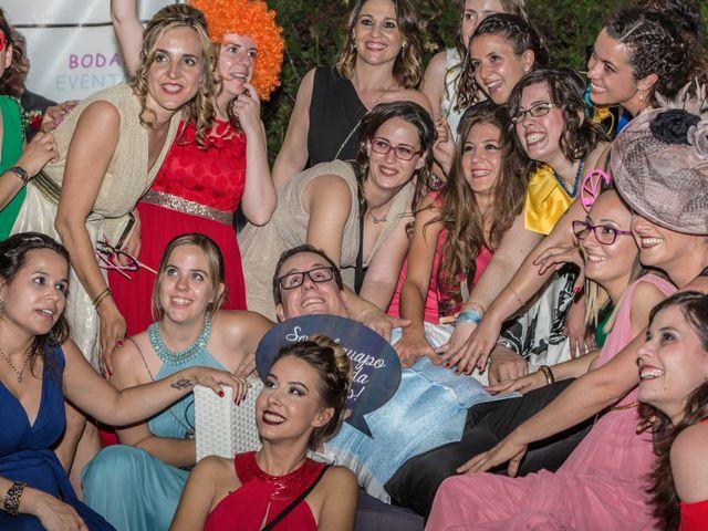 La boda de César y Elena en Alcalá De Henares, Madrid 2