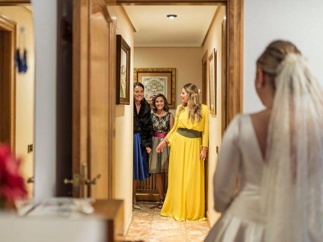 La boda de Miguel y Laura en L' Alcora, Castellón 17