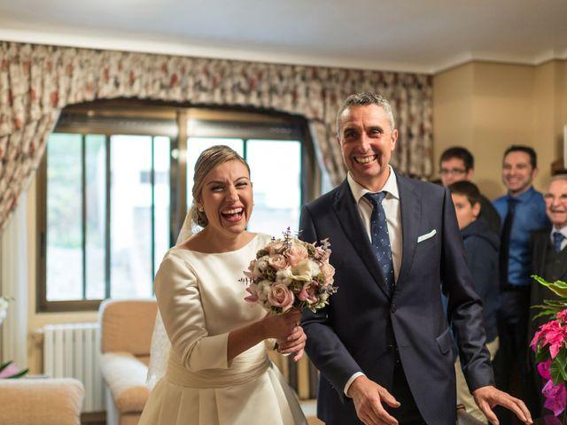 La boda de Miguel y Laura en L' Alcora, Castellón 19