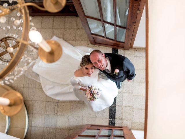 La boda de Miguel y Laura en L' Alcora, Castellón 1
