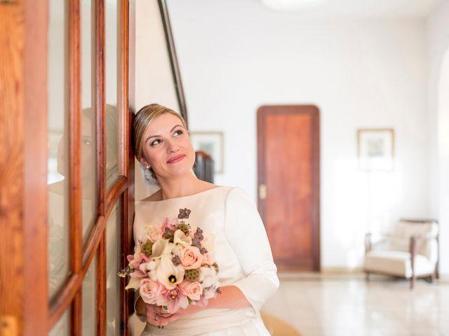 La boda de Miguel y Laura en L' Alcora, Castellón 2