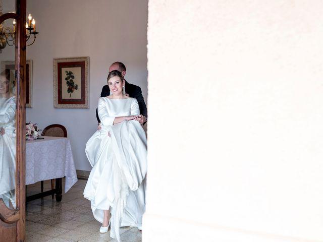 La boda de Miguel y Laura en L' Alcora, Castellón 43